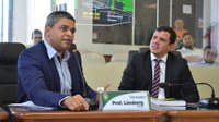 Aprovada medalha 'Rio Branco' e Título de Cidadão Boavistense ao vereador Prof. Linoberg