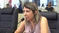 Aprovada medalha de honra 'Laucides Oliveira' à jornalista Marleide Cavalcante