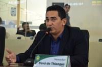 Aprovado em 1º turno, PL obriga fixação de informativos sobre a cidade nas paradas de transporte coletivo