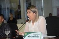 Aprovado projeto da vereadora Mirian Reis que concede honraria à Sociedade Bíblica do Brasil