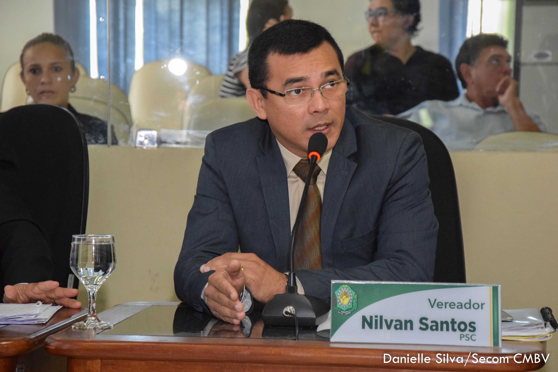 Aprovado projeto de Nilvan Santos que beneficia os deficientes visuais