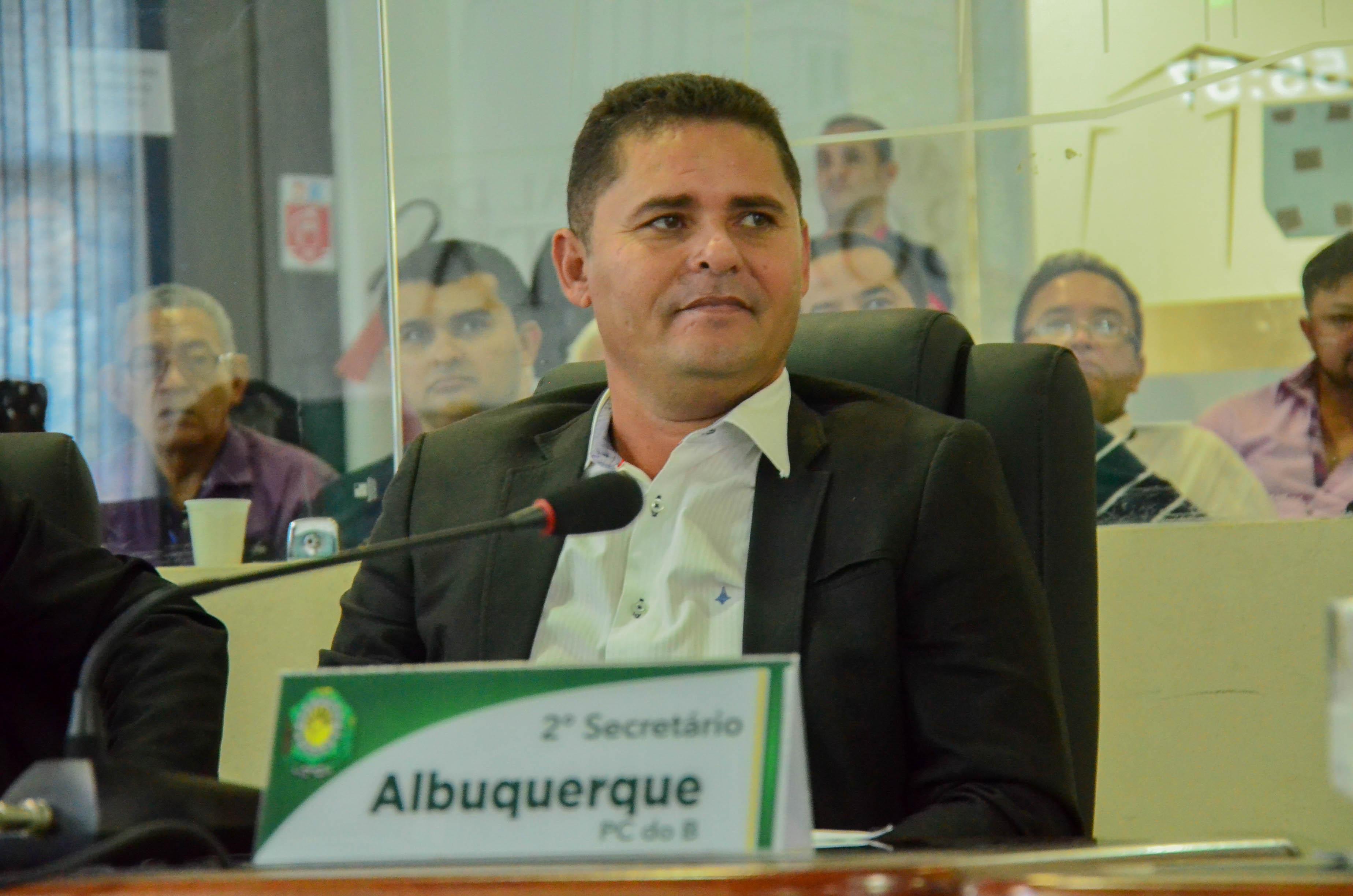 Aprovado Título de Cidadão Boavistense ao vereador Albuquerque