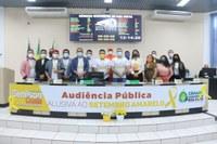 Audiência Pública  mobiliza autoridades  sobre  importância da prevenção ao suicídio