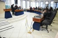 Câmara aprova honrarias a ex-técnica do Tesouro Nacional e deputados estaduais