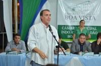 Câmara aprova medalha 'O Bom Samaritano' ao mediador de conflitos Ricardo Mattos