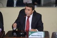 Câmara aprova projeto do vereador Manoel Neves que institui a Semana Municipal do Perdão