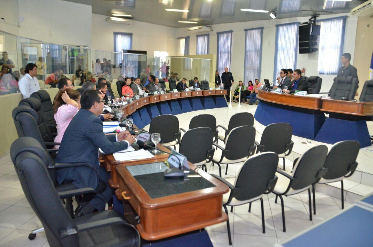 Câmara de Boa Vista aprova cinco Projetos de Lei em 1º turno