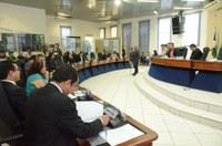 Câmara de Boa Vista aprova dois projetos em primeiro turno