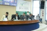 Câmara de Boa Vista aprova três projetos em 1º turno