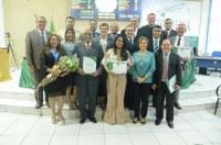 Câmara de Boa Vista homenageia 11 personalidades locais