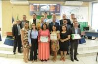 Câmara de Boa Vista homenageia oito personalidades locais com honrarias
