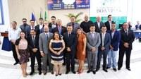 Câmara de Boa Vista homenageia três advogados que prestaram relevantes serviços à cidade