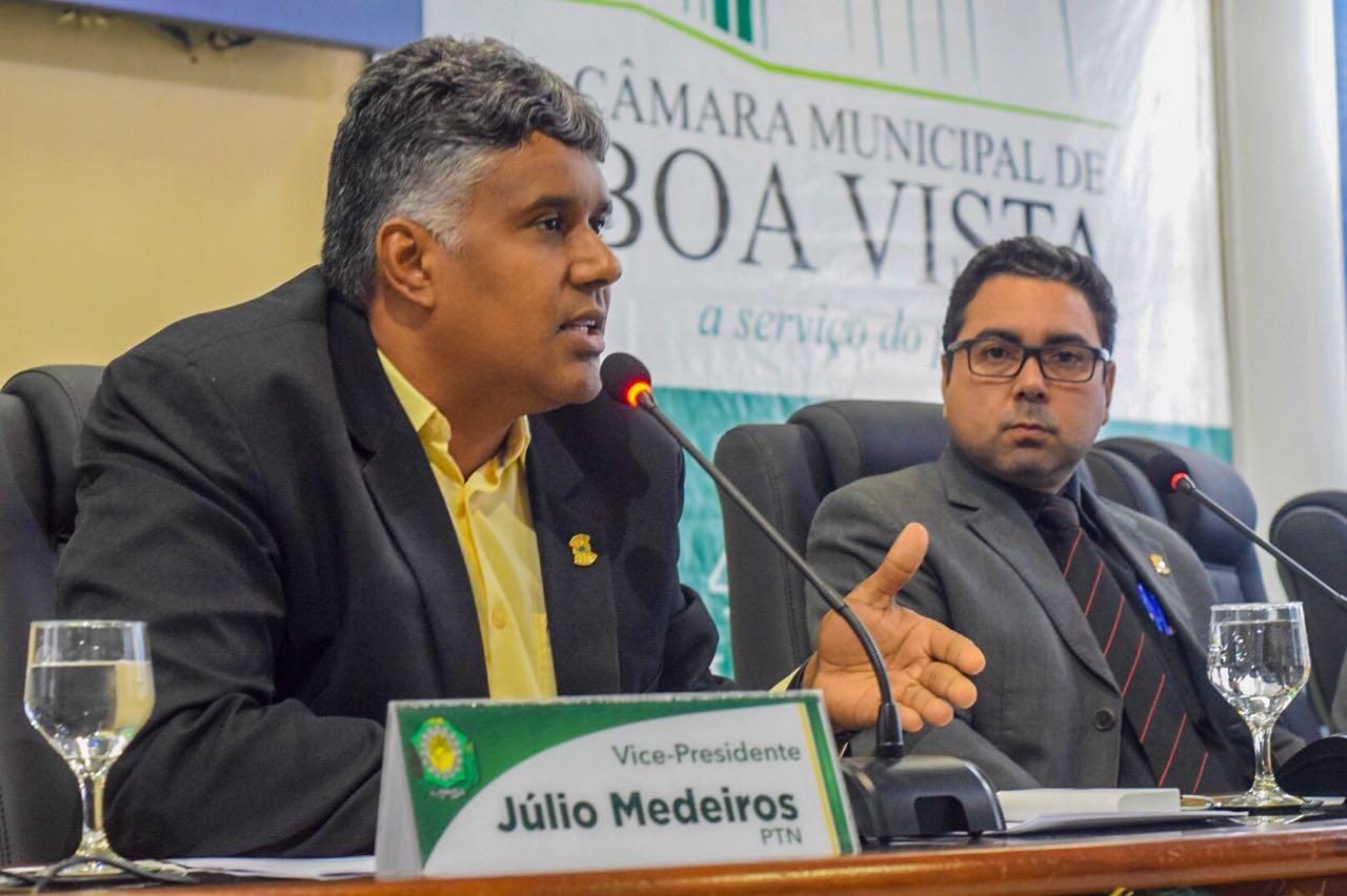 Câmara realizará audiência para debater a fiscalização eletrônica no trânsito de Boa Vista