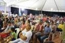 Centenas de moradores do João de Barro participam da sessão itinerante da Câmara de Boa Vista