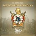 Dia Municipal da Ordem DeMolay é relembrado através de projeto de lei da Câmara de Boa Vista
