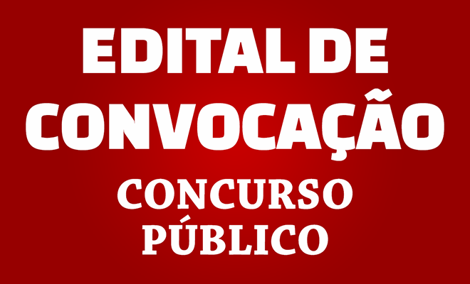 Edital de Convocação 003/2017