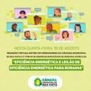 Eficiência Energética e Leilão de Eficiência Energética para Roraima