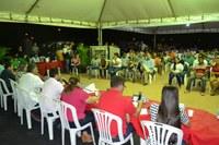 Em itinerante da Câmara, população do Jardim das Copaíbas pede água, energia e saúde