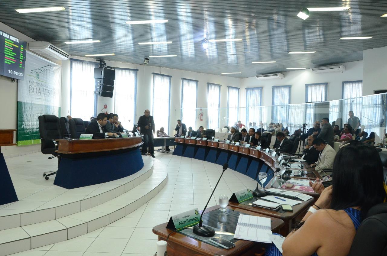 Formadas as comissões permanentes da Câmara