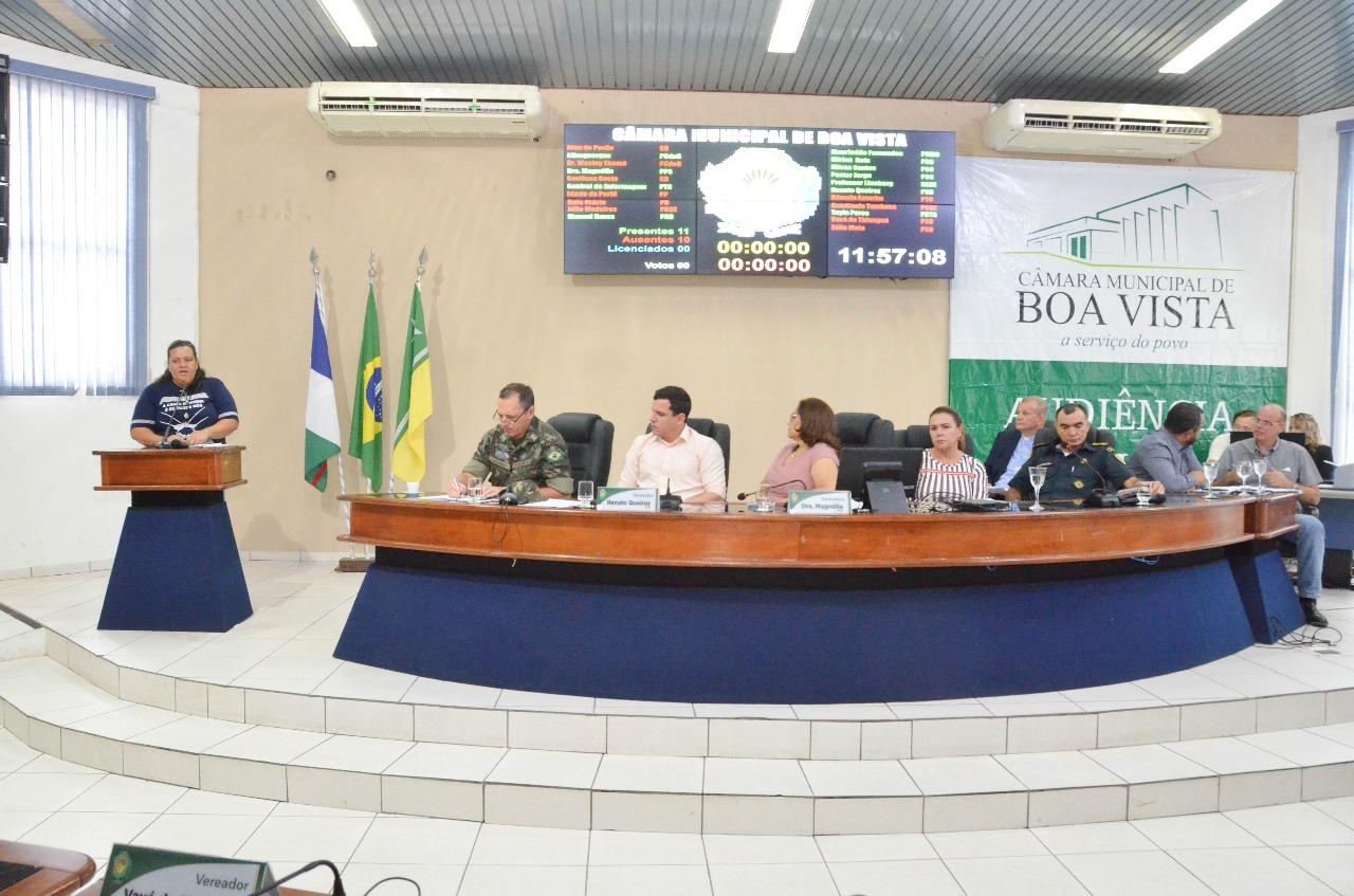 Imigração venezuelana gera amplo debate na Câmara de Boa Vista