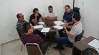 Líder do Executivo participa de reuniões importantes