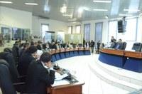 Maioria do plenário da CMBV rejeita pareceres contrários a cinco projetos