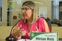 Mirian Reis apresenta moção de pesar pela morte de pioneiro do Uiramutã