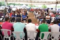 Moradores do Baixo São Marcos fazem longa lista de solicitações, em sessão itinerante da Câmara