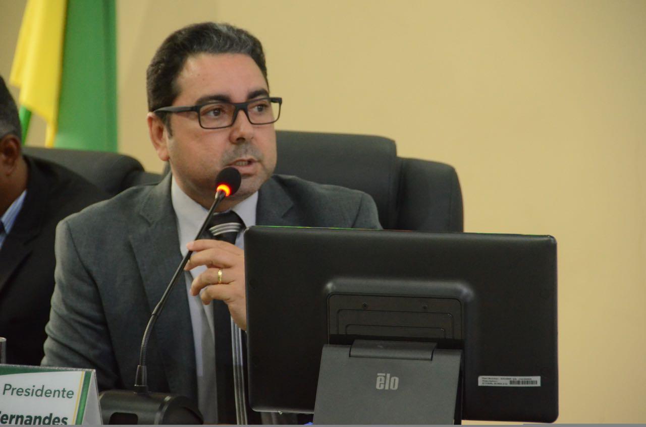 Presidente da Câmara elogia esforço do Município em superar meta do Ideb