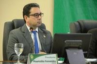 Presidente da Câmara paga salários e garante 13º e reposição salarial