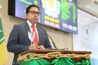 Presidente da Câmara parabeniza prefeita de Boa Vista pelo novo terminal