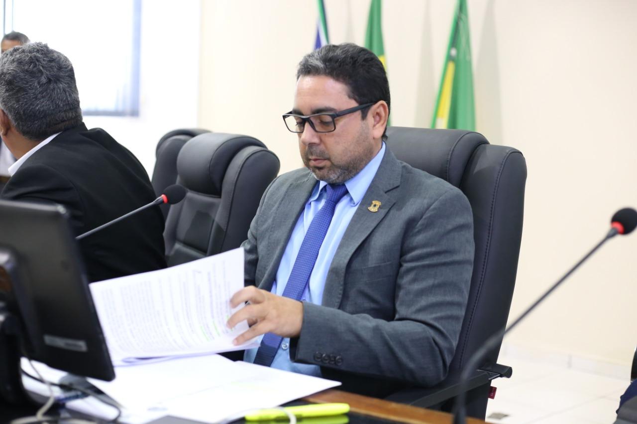 Presidente diz que  Procuradoria da Câmara vai emitir  parecer   sobre pedido de cassação.
