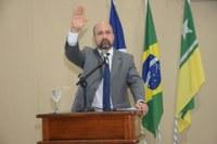Rondinele Tambasa pede licença e Marcelo Lopes é empossado vereador de Boa Vista