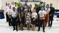 Sessão solene na Câmara de Boa Vista abre a Semana Municipal da Família