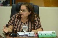 Três projetos da vereadora Magnolia Rocha foram aprovados essa semana