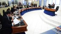 Três projetos de lei são aprovados em 1º turno