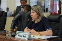 Vereadora Mirian Reis pede audiência pública sobre o Jardim das Copaíbas
