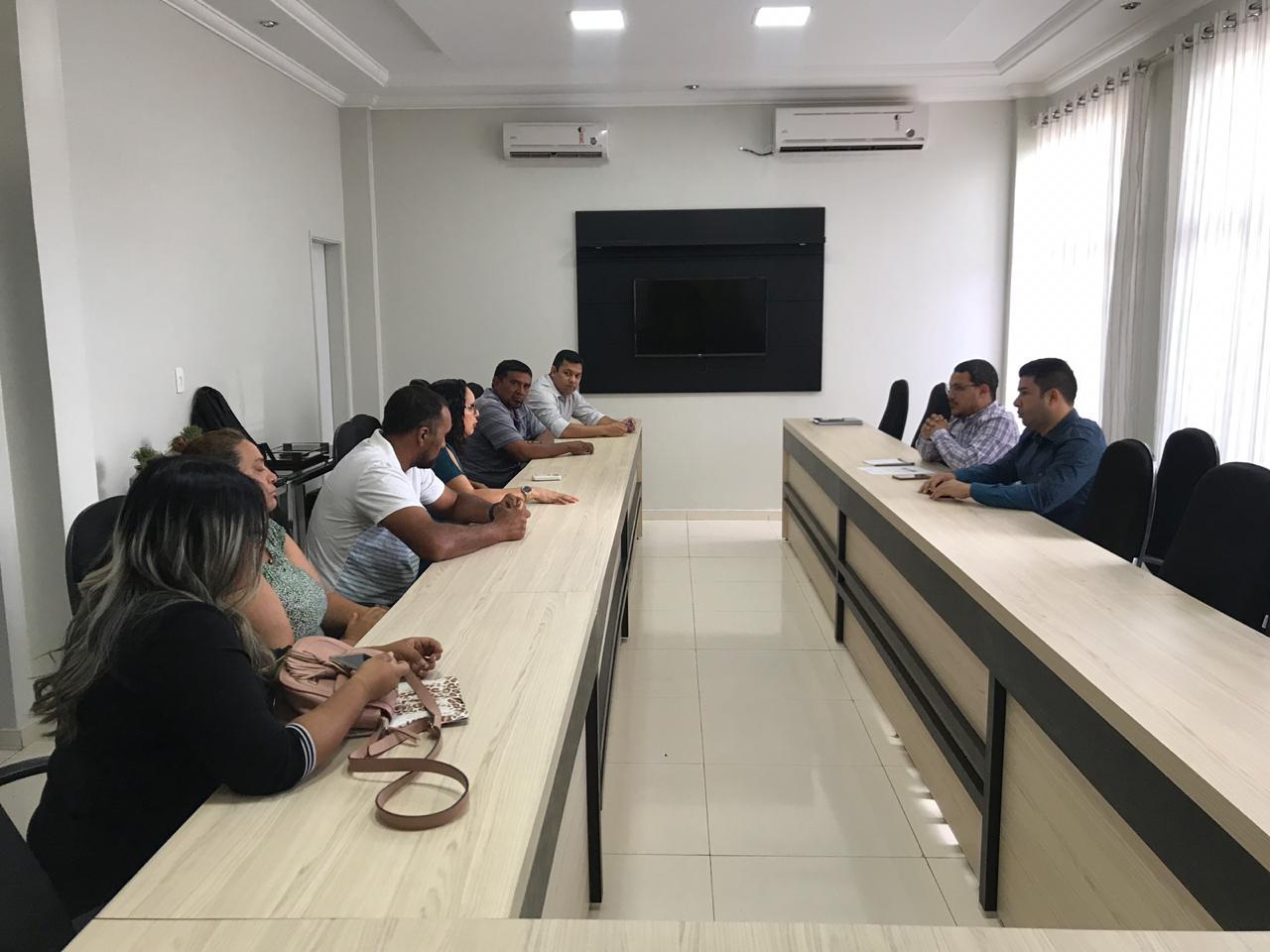 Vereadores recebem  reivindicações dos moradores da Vicinal do Baixadão e Bem-Te-vi da gleba Murupú