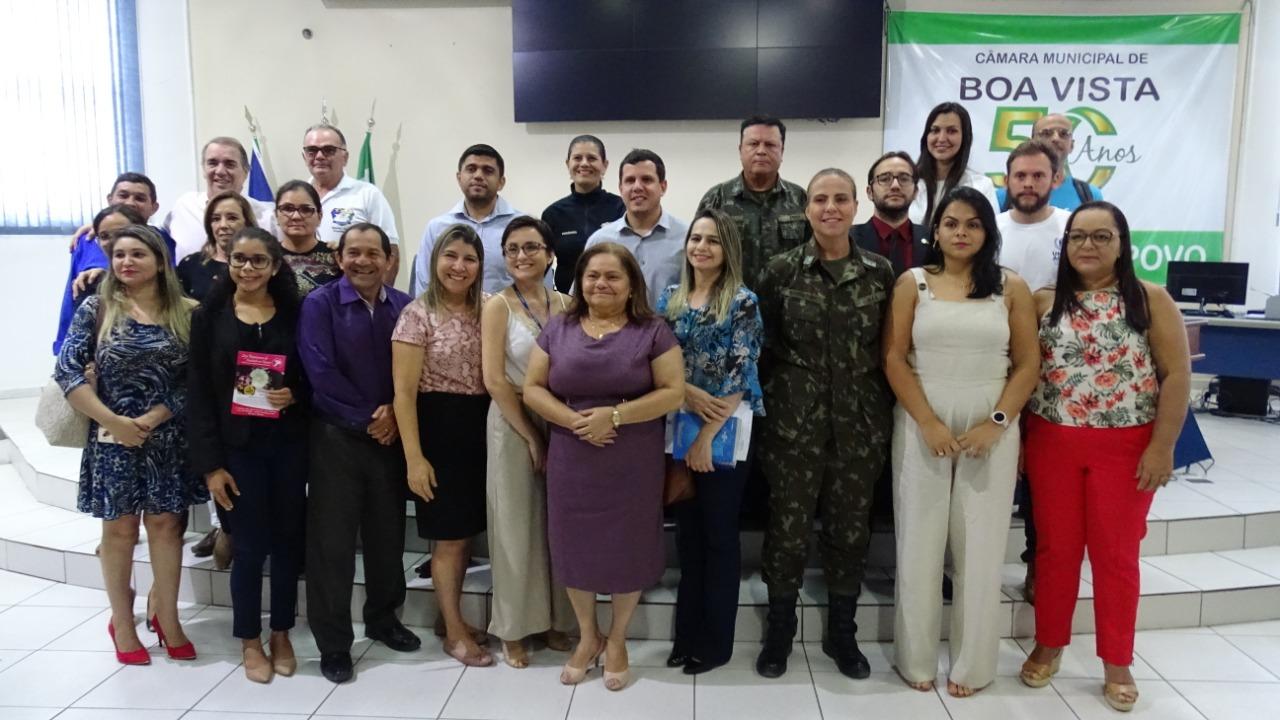 Vereadores conhecem Planos de Prevenção em casos de Coronavírus em Roraima