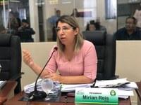 Projeto da vereadora Miriam Reis prioriza  mulheres  vítimas de violência doméstica