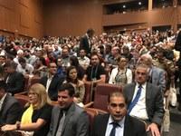 Vereadores participam do Fórum Nacional da Primeira Infância